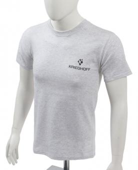 "K-80 Shirt ""Broken Target"", Ash Grey"