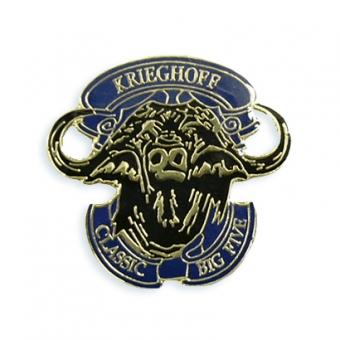 Classic Big Five Büffel Pin