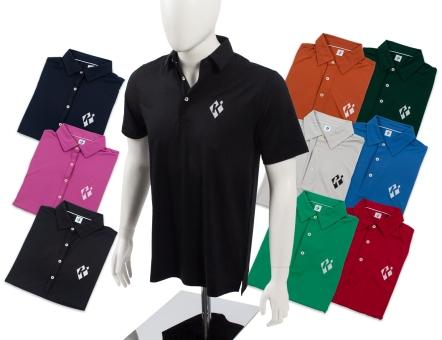 Eco-Tec Polo Shirt (Ladies/Men)
