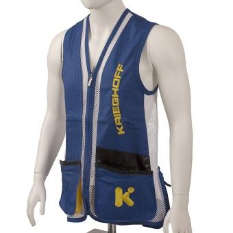 "Shooting Vest Skeet ""Performance"" royal blue"