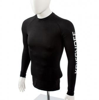 Langarm Funktionswäsche-Shirt, Unisex