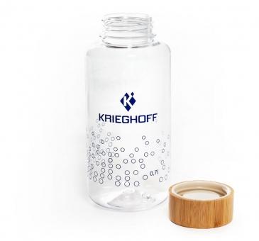 Trinkflasche, BPA-frei, 0,7l