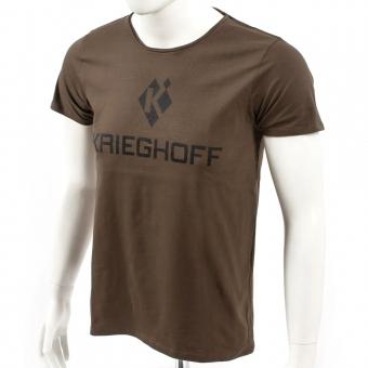 Krieghoff T-Shirt, Raw Edge