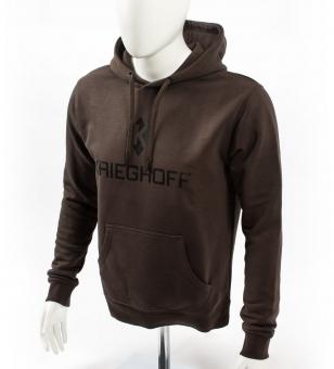 Hooded Sweatshirt, dark olive
