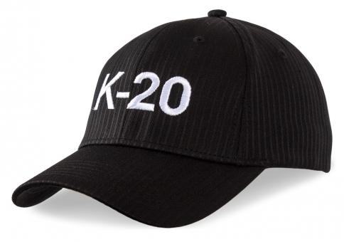 Schildkappe K-20, schwarz